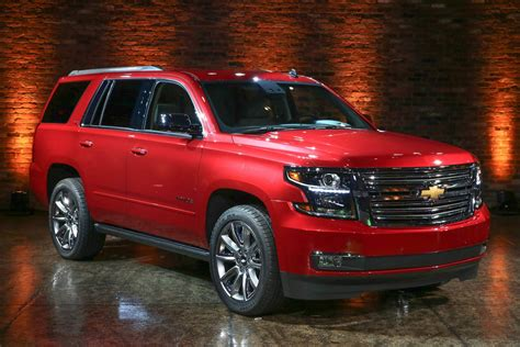 2015 Chevrolet Tahoe Review  Top Speed
