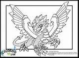 Coloring Nightmare Wings Fire Monstrous Pages Dragon Train Seawing Nightwing Printable Dragons Getdrawings Marvelous Getcolorings Print sketch template