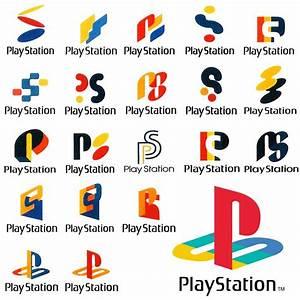 [レトロゲー] 初代PlayStationの試作ロゴマーク | GAMEKO