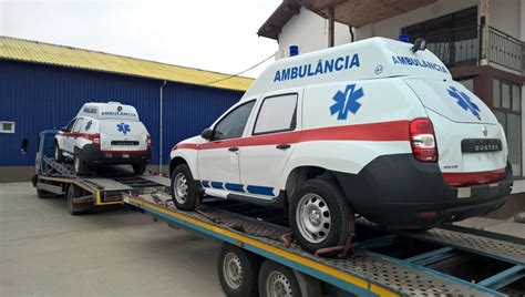 renault suv 2015 renault duster ambulance is real first units to be