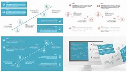 Powerpoint Template Ppt Templates Step Project Presentation