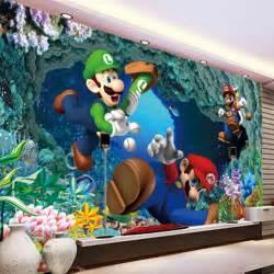 Papier Peint Mario Bros by Achetez En Gros Mario Papiers Peints En Ligne 224 Des