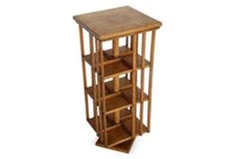 Bookcase Carousel by Oak Revolving Bookcase Tower Stuff For Hubby To Make