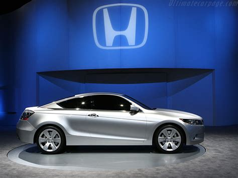 Honda Accord Coupe Concept High Resolution Image 3 Of 6