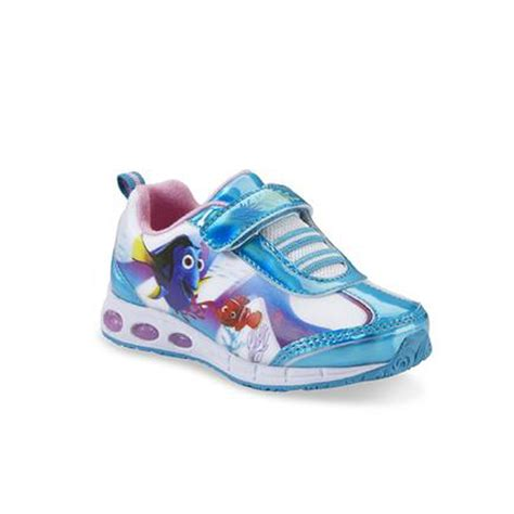 baby light up shoes disney finding dory 39 s white blue light up