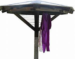 Wäschespinne Mit Dach : alles f r den garten ~ Watch28wear.com Haus und Dekorationen