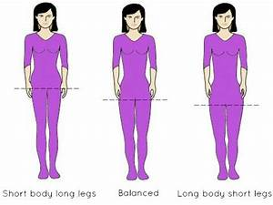PROPORTIONS Vertical Body Shape | Short sweet sassy and ...