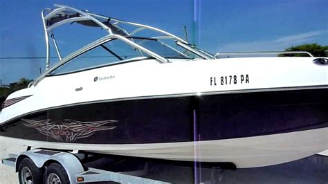 Ar230 Boat Cover by 2009 Yamaha Ar230 Ho For Sale By Boats International