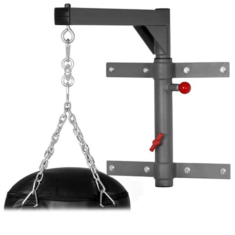 spacemiser pivoting heavy bag wall mount xm