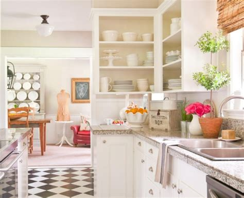 Laminate Countertops  Cottage  Kitchen  Holly Mathis