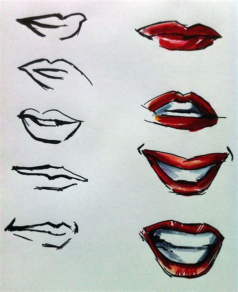 Mund Tombow Abt   Drawing artwork, Art inspiration, Art ...