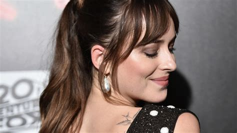 I'm Low-key Stalking Dakota Johnson's Hair | Glamour