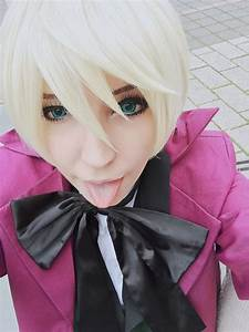 Alois Trancy Cosplay @ FBM by okuribi-kasou on DeviantArt