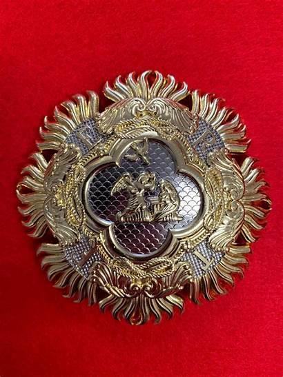 Order Star Italian Annunciation Replica Medals
