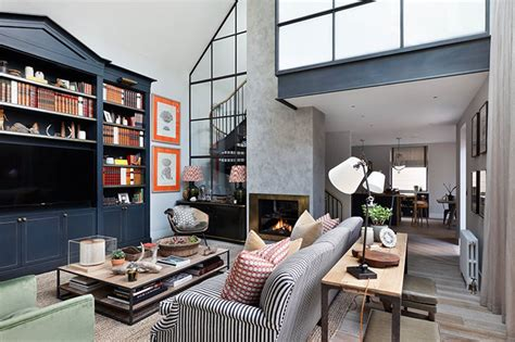 Sophisticated Second Home by The Second Light And Sophisticated Style House In