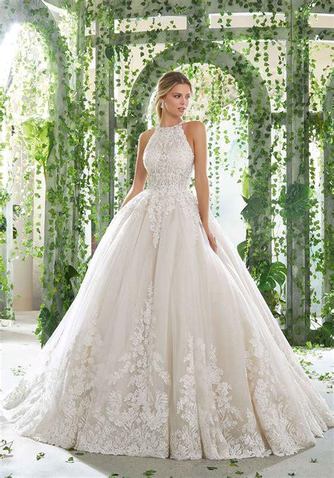 Kassia Wedding Dress Style 8203 Morilee