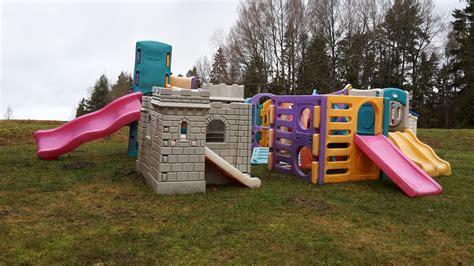 Rotaļu laukums - Atpūtas komplekss