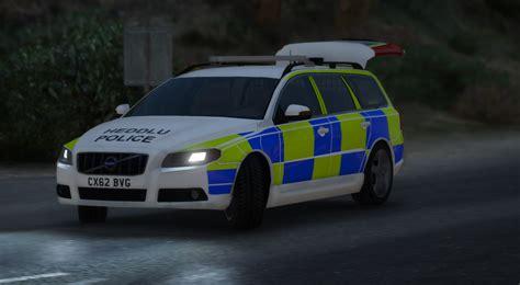 north wales police  volvo  estate rpu gta modscom