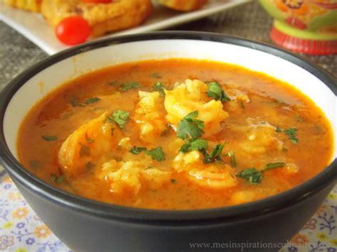 cuisine choumicha soupe aux crevettes شربة القمرون او الجمبري le cuisine de samar