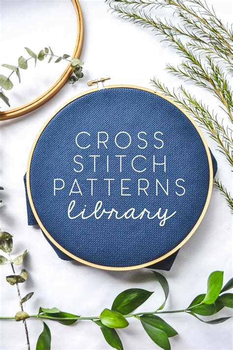 cross stitch patterns library ugly duckling house