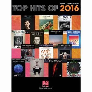 Top Musique 2016 : partition top hits 2016 achat en ligne bauer musique orleans ~ Medecine-chirurgie-esthetiques.com Avis de Voitures