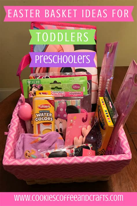 40 easter basket ideas for toddlers and preschoolers 915 | 40 Ideas for 3