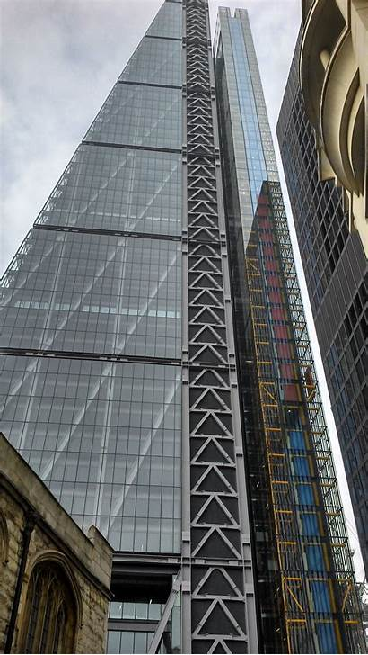 Building Leadenhall London Designing Buildings National Rshp