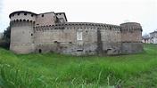The Rocca Di Ravaldino,Caterina Sforza Castle In Forli ...