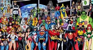 Create Your Superhero Dream Team! - Heads Up by Boys' Life