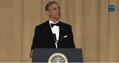 Obama Mic Drop Drops Barack President Had