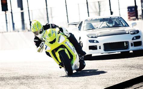 Mazda Rx7 Drift Vs Motorcycle #7020151