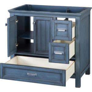 bath vanities vanity furniture style harbor blue foremost