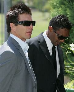 Ben Cousins in Funeral For Heath Ledger Takes Place In ...
