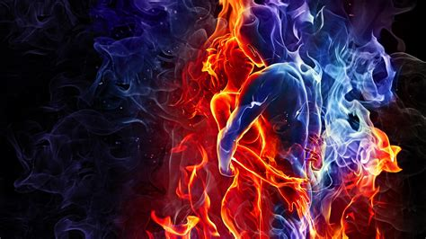 fire and ice chicpress