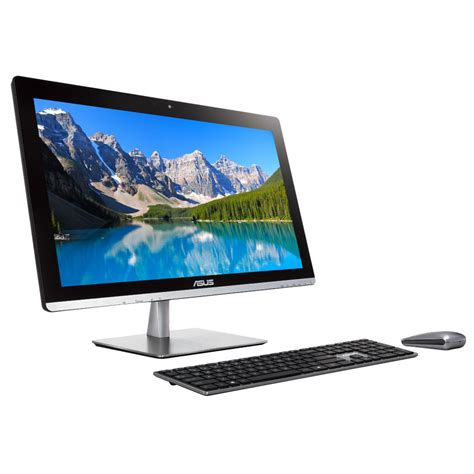 ordinateur bureau i5 asus all in one pc et2321inth b002q pc de bureau asus