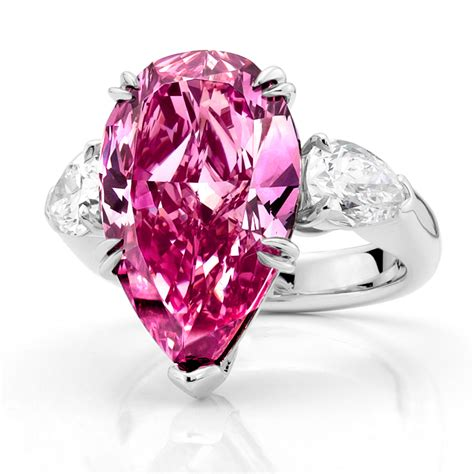 pink engagement ring pink rings awesome pink wedding ring with pink sapphire