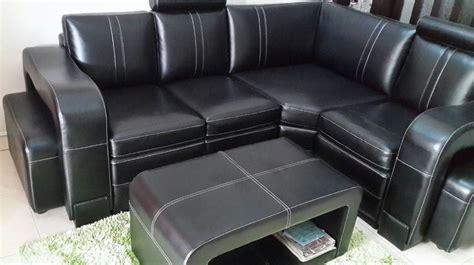 gambar sofa kulit minimalis furniture rumah