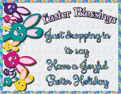 Easter Blessings 123greetings Happy Dropping Wishes Card