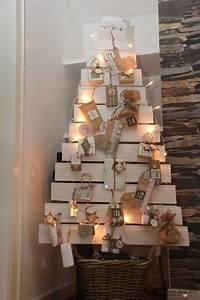 Adventskalender Holz Baum : adventskalender tannenbaum tischlein deck dich ~ Watch28wear.com Haus und Dekorationen