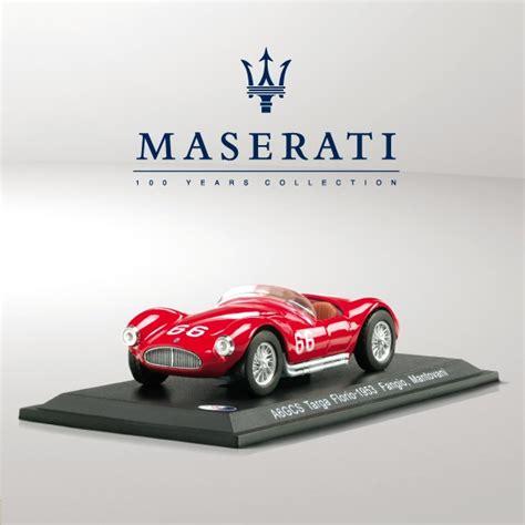 Maserati Collection by Modellini Maserati In Edicola Con La Gazzetta Dello Sport