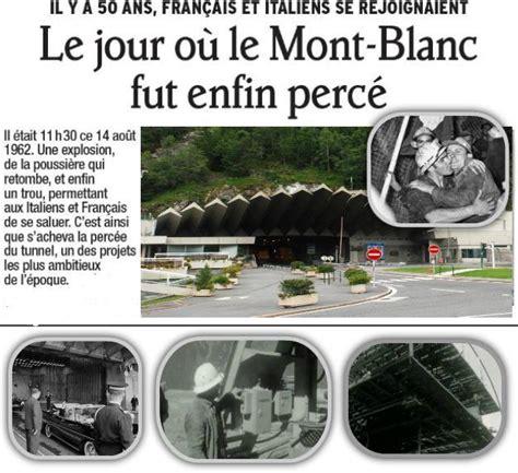 prix tunnel du mont blanc 28 images tunnel du mont blanc site touristique chamonix mont