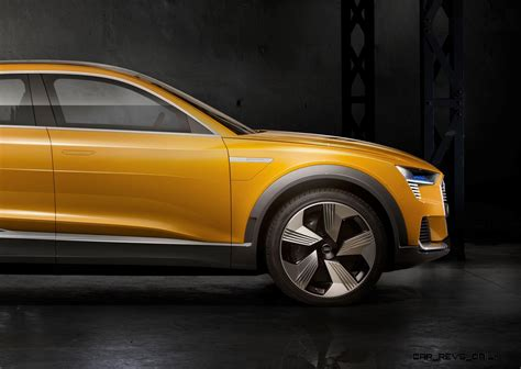2018 Audi H Tron Quattro Concept Hypercomplex Tech