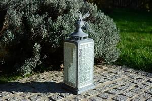 Laterne Silber Groß : mosaik laterne grau gro transparent silber evaartist ~ A.2002-acura-tl-radio.info Haus und Dekorationen