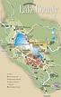 Lake County Wine Country Map - California Winery Advisor