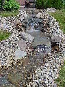 Bachlauf Im Garten : bachlauf mit wasserfall anlegen bachlauf im garten ~ Michelbontemps.com Haus und Dekorationen