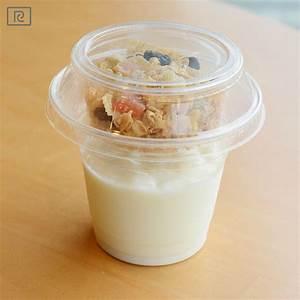 T BC96 P 2015 venta caliente nuevo producto postre de la galleta de cereales yogur fruta