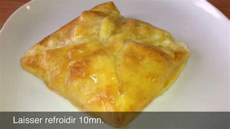 recette simple feuillet 233 thon tomate mozza