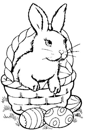 bunny coloring pages doodle pages  kids bunny coloring pages easter bunny colouring