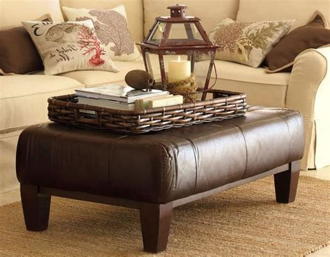 ottoman with tray ottoman coffee table tray design images photos pictures