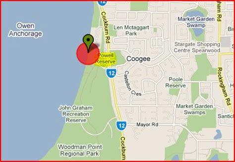 Coogee Beach WA